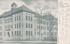 Crosby High School Waterbury Connecticut 1906