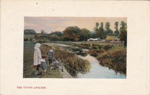 The Young Anglers 1910