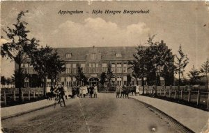 CPA APPINGEDAM Rijks Hoogere Burgerschool NETHERLANDS (705960)