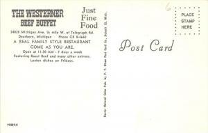 4523  MI Dearborn  The Westerner Beef Buffet Restaurant