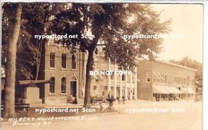 RPPC, Hulbert House, Union Block, Boonville NY