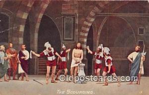 Religion Postcard  The Scourging