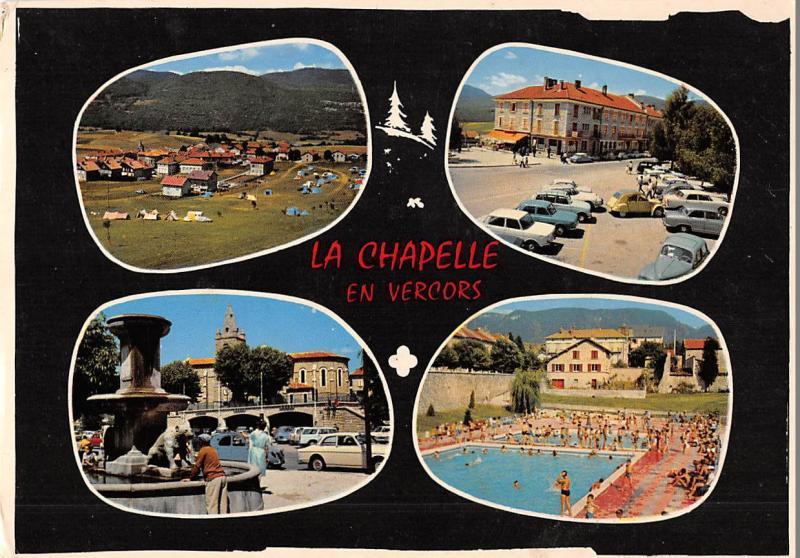BT7658 La chapelle en vercors car voiture       France