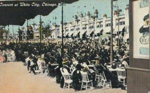CHICAGO , Illinois, 1909 , Concert at White City