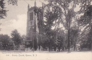 GENEVA, New York; Trinity Church, 00-10s