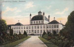 Denmark Holstebro Fredensborg Castle 1910