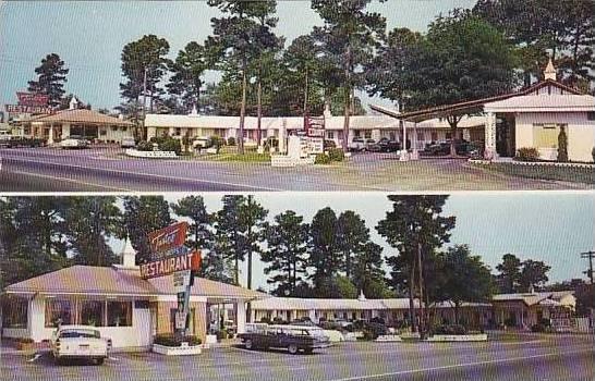 South Carolina Santee Santee Motor Court