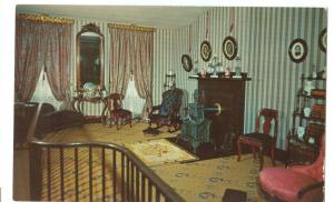 Front Parlor, Abraham Lincoln's Home, Springfield, Illinois