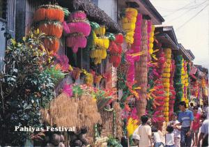 Pahiyas Festival, LUCBAN, Quezon, Philippines, 50-70's