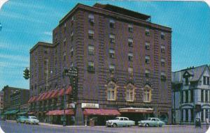 New York Corning The Baron Steuben Hotel