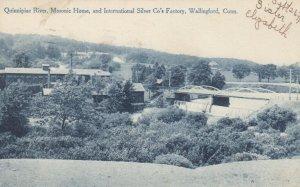 WALLINGFORD , Connecticut, 1911 ; Masonic Home & International Silver Co. Factor
