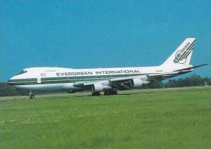 Evergreen International Airlines Boeing 747 212B SF N482EV cn 20713 219