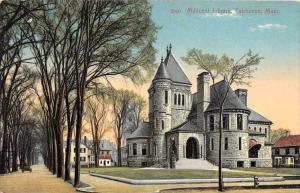 Massachusetts Fairhaven    Millicent Library