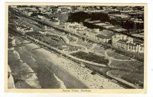 Aerial view, Durban,South Africa, 1910-30s
