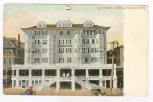Wilshire Hotel, Atlantic City , New Jersey, Pre-1907