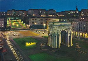 Italy Genova Piazza della Vittoria e Monumento Caduti