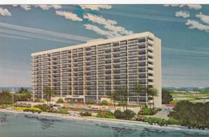 Exterior view, Silver Thatch, Intracoastal Condominium, Pompano Beach, Florid...