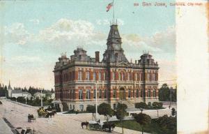 SAN JOSE, California, 00-10s; City Hall, version 2