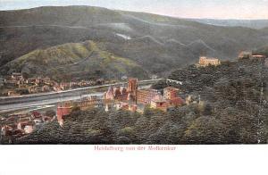 Germany Heidelberg von der Molkenkur  Heidelberg von der Molkenkur