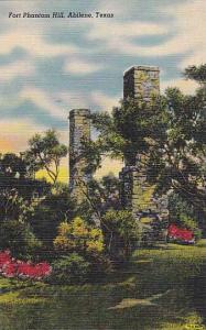 Fort Phantom Hill, Abilene, Texas, 1930-1940s
