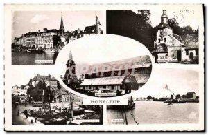 Modern Postcard Souvenir Honfleur