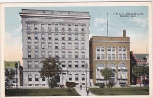 Ohio Toledo Y M C A Building and Elks Club
