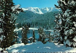 Colorado Denver Mountain Parks Mt Evans