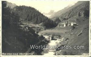 Obergurgl Germany, Deutschland Postcard Am Weg nach Obergurgl Am Weg nach