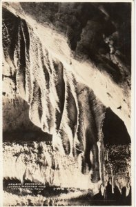 RP; LOOKOUT MT. CAVE, Tennessee, 20-30s; Arabian Draperies