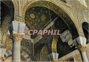 Postcard Modern Damascus Mosque El Amawl