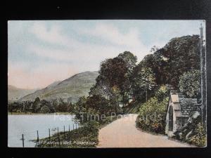 Cumbria: St. Patricks Well, Patterdale, Old Postcard