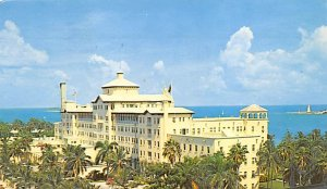 Nassau in the Bahamas Post card Old Vintage Antique Postcard British Colonial...