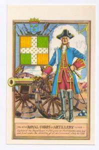 47th Royal Corps of Artillery French Troops Fort Ticonderoga