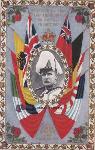 General French , WWI , England , 1900-10s