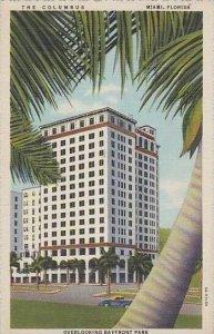 Florida Miami The Columbus
