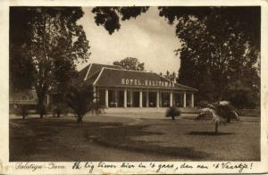 indonesia, JAVA SALATIGA, Hotel Kalitaman (1921)