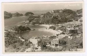 RP, Panorama - Acapulco Gro., Mexico, 1940s