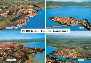 GG13501 Bodensee Lac de Costance, Meersburg Friedrichshafen Konstanz Lindau