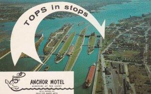 SAULT STE MARIE , Michigan , 1950-60s ; The SOO Locks