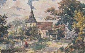 DEMBURY, Kent,  England, 1907 ; Old Church