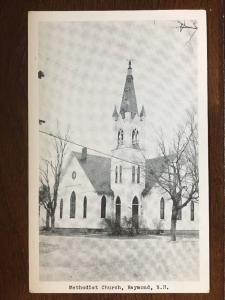 Methodist Church, Raymond, New Hampshire NH D10