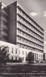 HAGERSTOWN , Maryland, 1930-40s ; Washington County Hospital