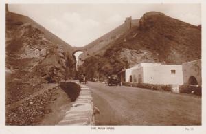 RP; Main Pass Road , ADEN , 1910-20s
