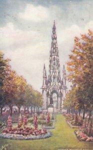 EDINBURGH , Scotland , 00-10s ; Scott's monument ; TUCK 7253