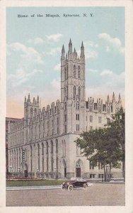 New York Syracuse Home Of The Mizpah