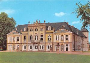 Museen der Stadt Erfurt Schloss Molsdorf Umbau Castle