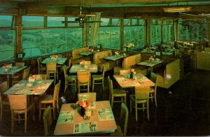 New York Waverly O'Brien's America's Most Scenic Dining Room