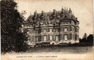 CPA Conde sur Iton - Le Chateau (478391)
