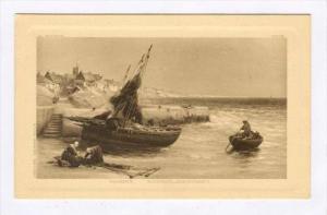 Fishing men & Boats, Marine, Kusrenlandschaft, 00-10s #2