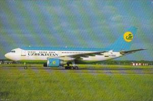 Uzbekistan Airways Airbus A310 324 ET F OGQZ